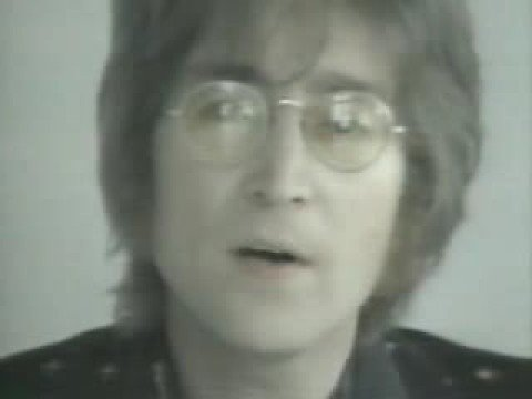 John Lennon - Imagine (official video)