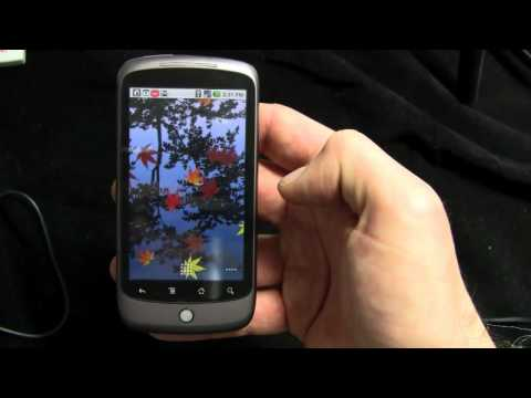 Google Nexus One - Review, Pt 1