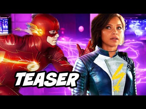 The Flash Season 5 Teaser Scenes Explained - TOP 10 Predictions thumbnail