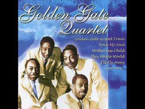 The Golden Gate Quartet: Swing Down Chariot