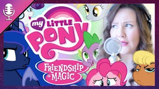 """download lagu """"can't Stop The Feeling"""" Sung In Mlp Voices gratis"""
