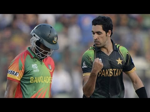 Pakistan vs Bangladesh Warming Up For ICC Cricket World Cup 2015 Live Streaming