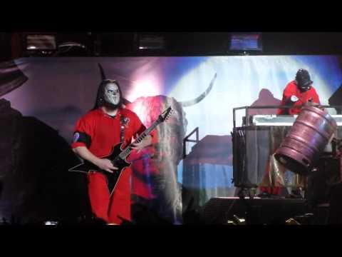 Slipknot - (Sic) / Eyeless @ Mayhem 2012