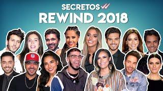 #Secretos Rewind 2018. Lo que no has visto de Secretos, Karol G, Anuel AA y más