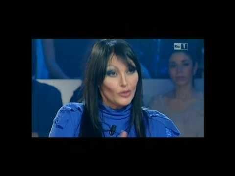 """ANNA OXA  """"DOMENICA IN"""" l'arena  puntata 23.1.2011 Intervista e  """"Dopo la neve"""" – www.simoxa.it"""