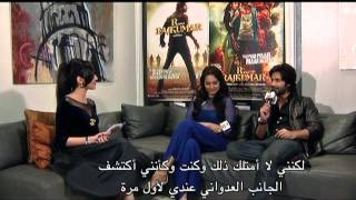 The Star-Cast of R... Rajkumar Interview on Zee Aflam