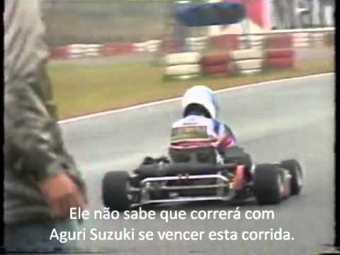 Kamui Kobayashi no kart - Legendado - 2