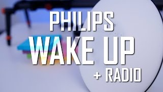The Best Alarm Clock! - Philips Wake Up Light + Radio Review