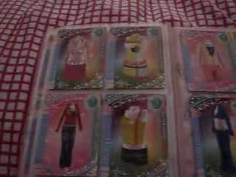 "Love and berry cards! 3:21. tha vidz bout mahs"" L&B cards, I have bout 180+ cards i think. & there&squot;s vers 1,2,3,4,5,6 & 7. the vers 7 is only like"