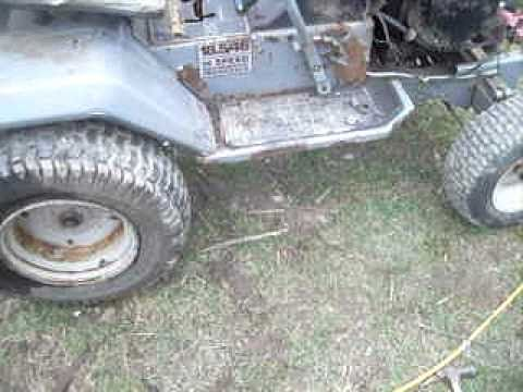 how to make a 4wd lawn mower, and update