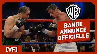 Match Retour - Bande Annonce Officielle (VF) - Sylvester Stallone / Robert De Niro streaming