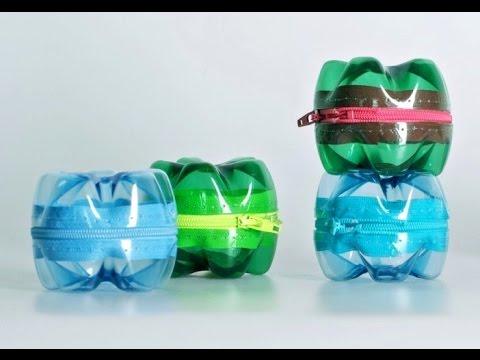 DIY Как сделать шкатулку на замке из бутылки? (by Alj Korzh) - YouTube