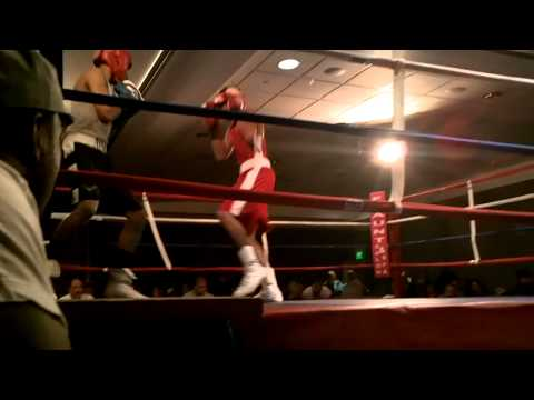 Nate Burkhalter (4th ST Gym) vs Celso Ramirez (COD) Fight Night 2 St Croix Casino Danbury WI