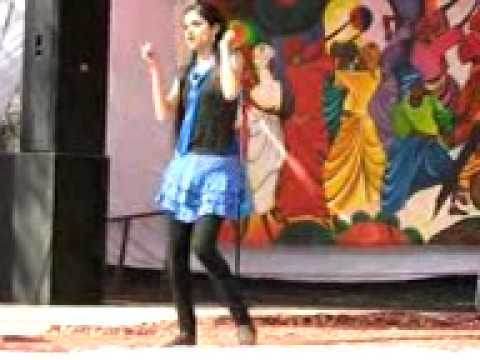 Sunaina Dance Performance Utthaan 2k11 (elements Culmyca 2011) video