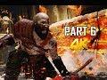 GOD OF WAR Gameplay Walkthrough Part 6 - Fire Troll (PS4 PRO 4K Commentary 2018)