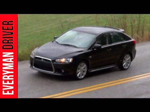 2013 Mitsubishi Lancer Sportback GT   New Car Review   on Everyman Driver