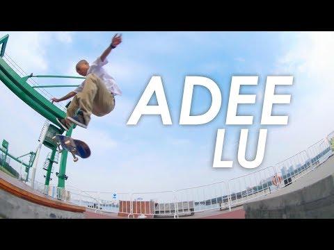 Adee Lu in Shanghai - Re Edit Part