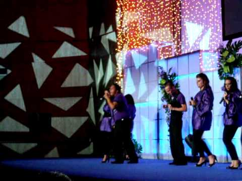 RaiNBoW GoSPeL CHoiR en Miss Belleza Gay – Ain't no Mountain High Enough