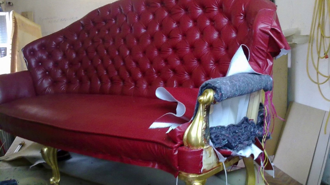 Как сделать мягкий диваны