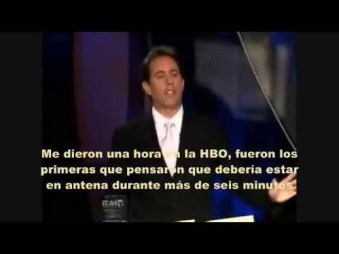 Jerry Seinfeld -Los premios son estúpidos, Sub Español/Castellano