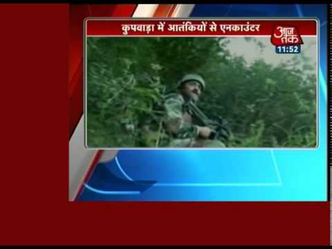 1 jawan martyred in gunbattle between Army, militants in Kupwara