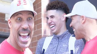 LaVar Ball Responds To Charles Barkley After Charles Calls LaVar An Idiot!! LaMelo Ball Wins Again