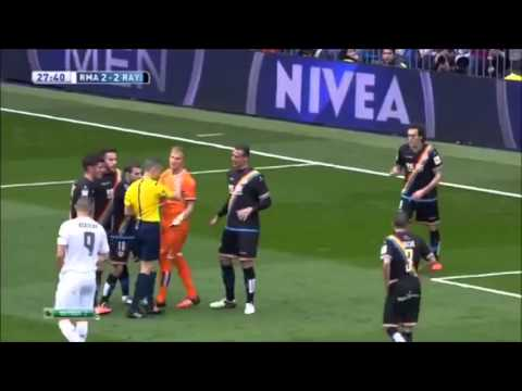 Реал Мадрид 10:2 Райо Вальекано