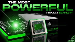 Xbox RESPONDS To PS5 | Xbox Scarlett Beats PS5 Power & More Via Project Scarlett Description Leak