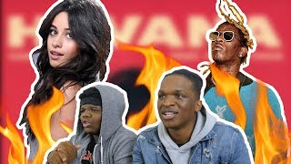 Download Lagu Camila Cabello - Havana ft. Young Thug ( Reaction ) Gratis STAFABAND