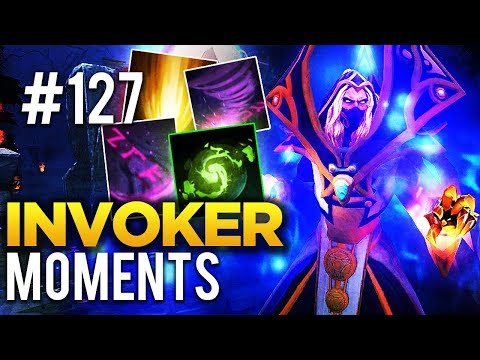 Dota 2 Invoker Moments Ep. 127