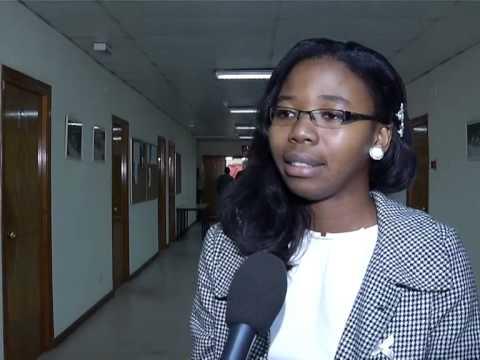 Angola Magazine - Luanda - Tribunal simulado na Universidade Agostinho Neto