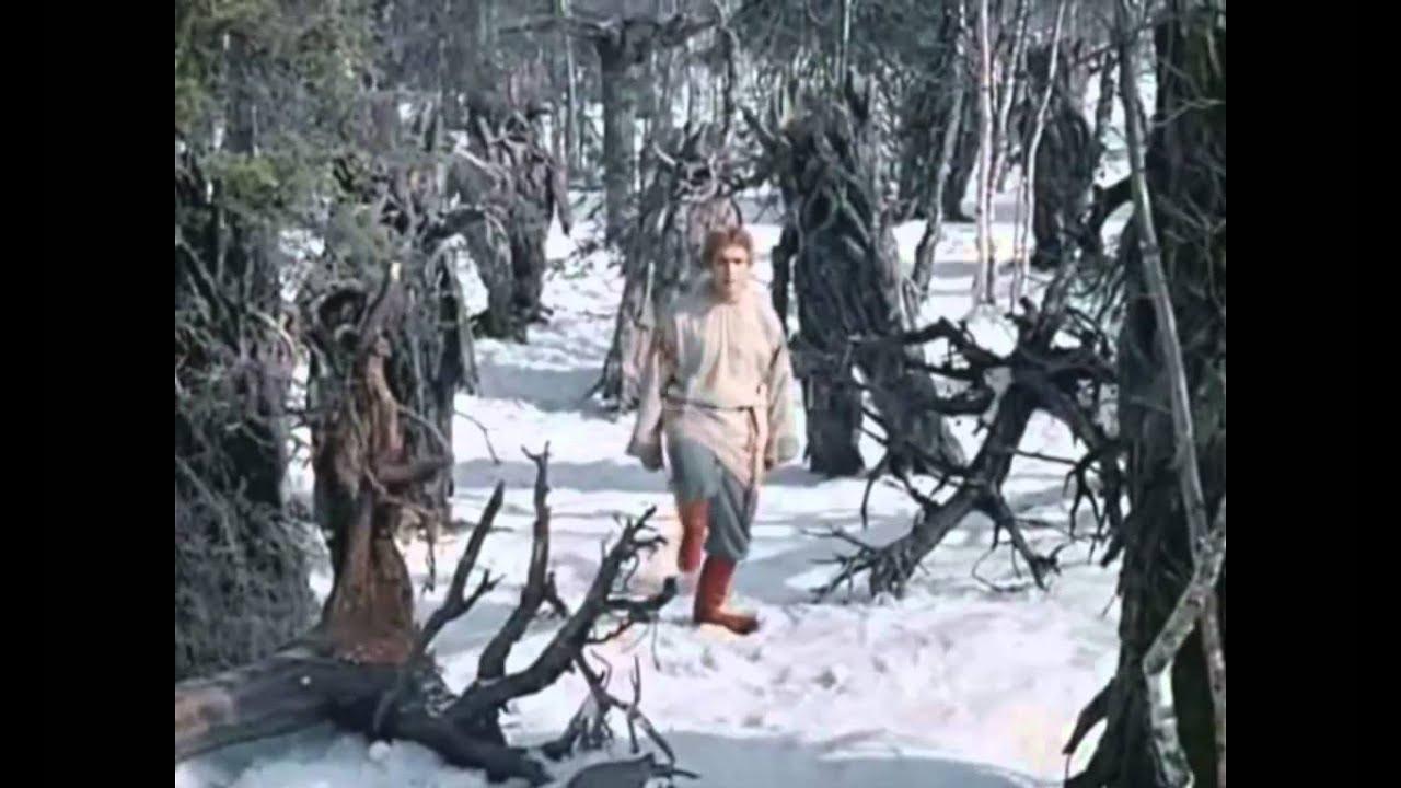 """Вспомнили ?! В фильме """"Морозко"""" показали ещё !"""