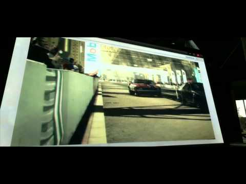 GRID 2 - Exclusive Gameplay - 30 mins of Single Player action (Racing, drifting and elimination)