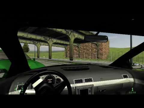 Driving Simulator 2009 Gameplay