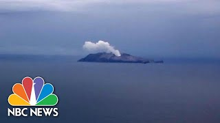 Continuing Volcanic Activity Prevents Recovery Of Bodies From White Island | NBC News