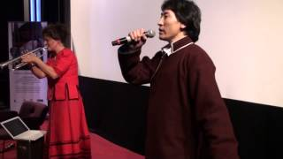 Banned Expression in Oslo [Tibet film and music] 1/4