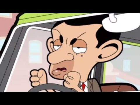 Mr Bean The Animated Series - Car Trouble video