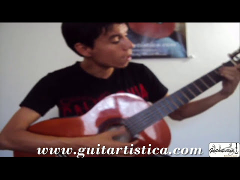 Que lloro Sin Bandera Tutorial Parte 1 DVDs Especiales Pop Video 5 Diego Erley Guitartistica