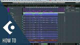 How to Record Audio at Different Rates in Cubase   Q&A with Greg Ondo