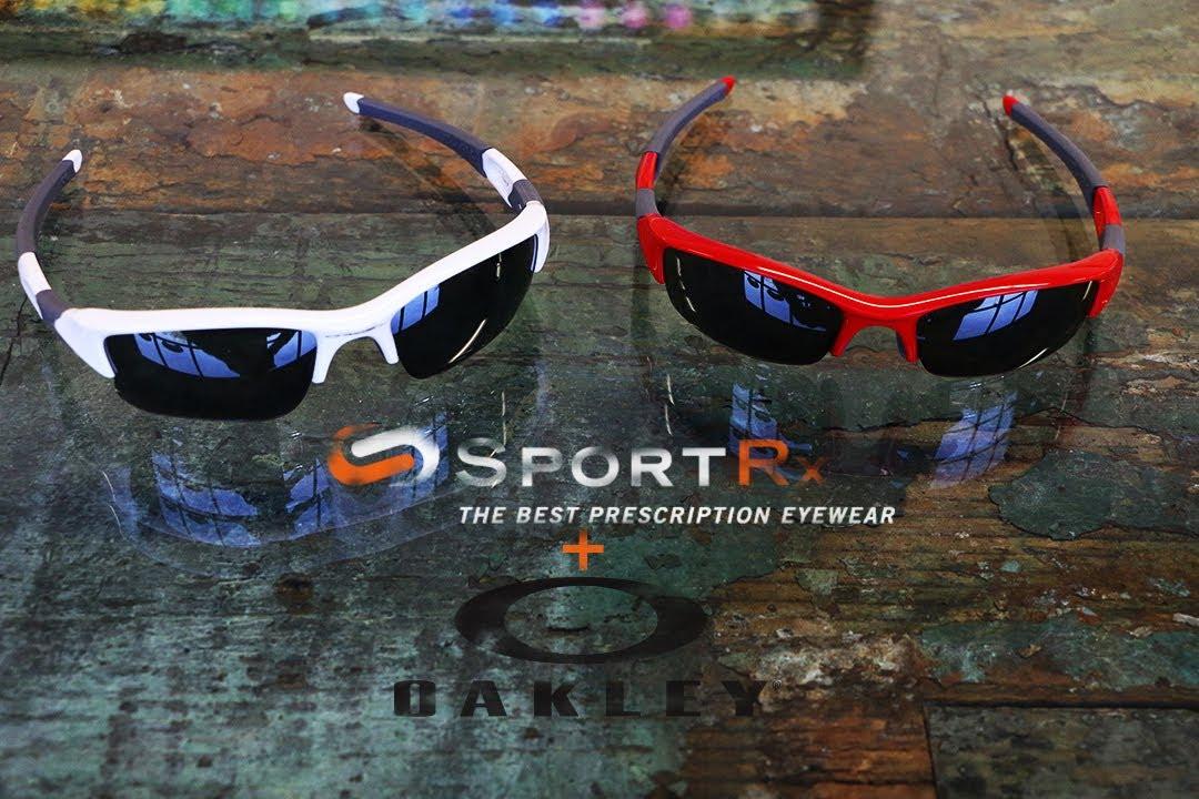 Sportrx Oakley Flak Jacket Vs Flak Jacket Xlj Youtube