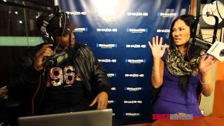 Kimora Lee Simmons Talks Being Single and a Working Mother on Sway in the Morning