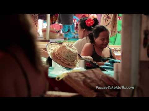 Apia Flea Markets, Samoa (1080HD)