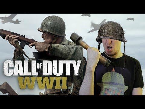 ОПЯТЬ 12 ИЗ 10?! Предварительный обзор Call of Duty: WW2 (Multiplayer). Мнение от Beta-версии на ПК