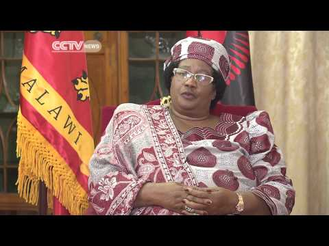 Talk Africa:Live interview with Dr.Joyce Banda