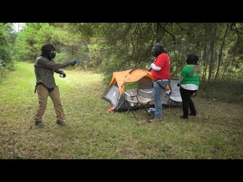 Couple Assaulted While Camping: First Person Defender S5 E8