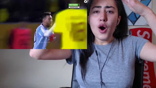 ECUADOR VS ARGENTINA 1-3 | HIGHLIGHTS & GOALS | 10 OCTOBER 2017 | REACTION VIDEO!