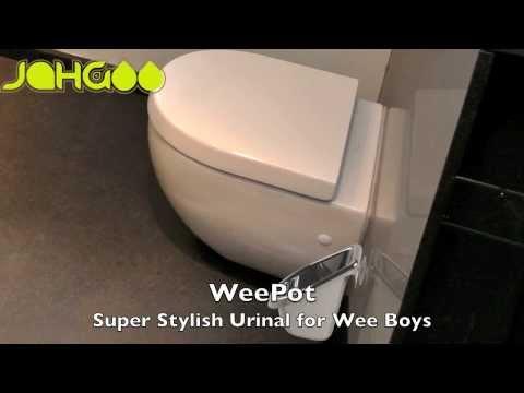 Weepot - Super Stylish Boy Urninal video