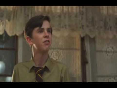 Freddie Highmore Master harold and the boys trailer