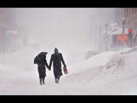 Грядущая Зима будет Самой Холодной за ПОСЛЕДНИЕ 100 ЛЕТ!