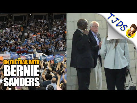 Bernie Sanders Brought The House Down In Carson Rally [On-Site Recap]